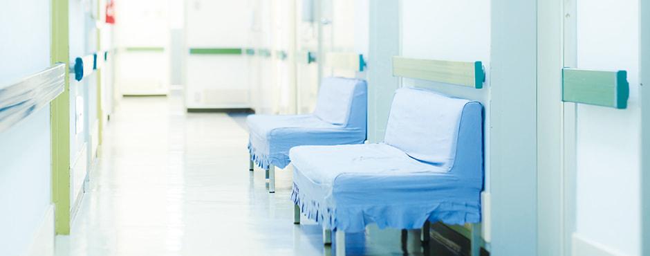 院内感染管理・医療安全管理のイメージ写真