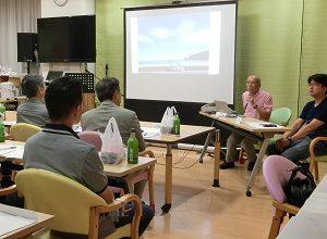 地域医療連携会議の様子1