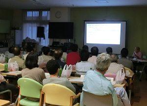 地域医療連携会議の様子2